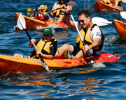 Kayak Tour, Sydney Harbour 4 Beaches Tour - Manly