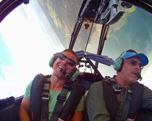 Aerobatics, 30 Minute Aerobatic Flight in a CT4 - Point Cook, Melbourne