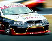 V8 Race Car 6 Lap Drive & 3 Lap Ride - Queensland Raceway