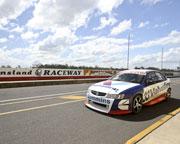V8 Race Car 12 Lap Drive & 3 Lap Ride - Queensland Raceway