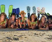 Snorkel Tour Of Wave Break Island, Gold Coast