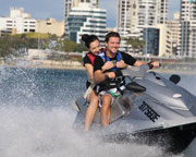 Jet Skis, 1 Hour Jet Ski Hire, Seaworld Resort - Gold Coast