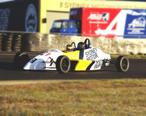 F1-Style Race Car Ride, 4 Laps - Sydney Motorsport Park, Eastern Creek WEEKDAY SPECIAL