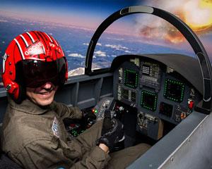 F/A-18 Jet Fighter Simulator, Adelaide - 60 Minute Flight (7 Days)