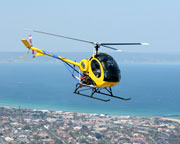 Learn To Fly A Helicopter In Melbourne - 30 Minutes