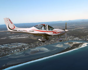 Learn to Fly, Pilot Training, 70 Minutes – Caloundra