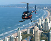 Helicopter Scenic Flight For 2, 30 Minutes - Surfers Paradise Gold Coast
