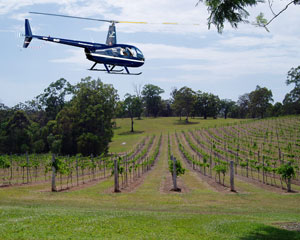Helicopters, Private Scenic Flight for up to 3 to Sirromet Winery - Brisbane