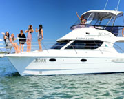 3 Hour Luxury Cruiser Charter (Up To 25 People) - Gold Coast