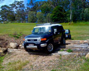 4WD Recreational Off Road Driving Course - Sunshine Coast
