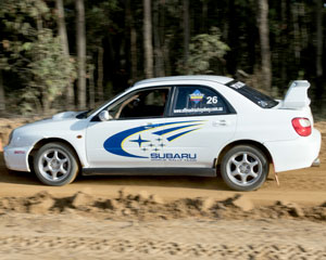 Subaru WRX Rally Driving, 13 Lap Combo - Colo Heights, Sydney