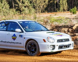 Subaru WRX Rally Driving, 9 Lap Combo - Colo Heights, Sydney