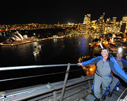 BridgeClimb Sydney - Weekend Night