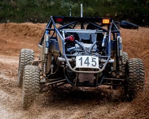 Off Road V8 Race Buggies Hot Lap - Ballarat