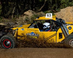 Off Road V8 Race Buggies, 6 Lap Drive - Ballarat