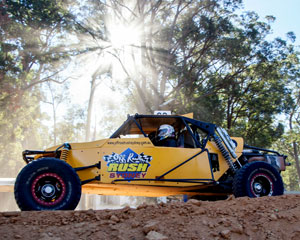 Off Road V8 Race Buggies, 10 Lap Drive AND 2 Hot Laps - Cambrai, Adelaide
