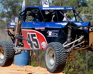 Off Road V8 Race Buggies, 5 Hot Laps - Cambrai, Adelaide