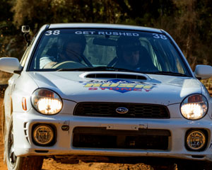 Subaru WRX Rally Driving, 8 Lap Drive and 1 Hot Lap - Mannum, Adelaide