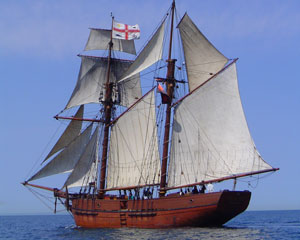 Sailing, 1 Hour Tall Ship Cruise Aboard Enterprize - Williamstown Melbourne