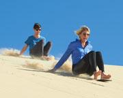 Sandboarding and 4WD Tour Port Stephens - Stockton Sands