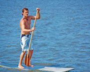 Stand Up Paddle Boarding Private Lesson And Hire - Manly
