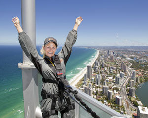 SkyPoint Daytime Climb - Surfers Paradise, Gold Coast QLD
