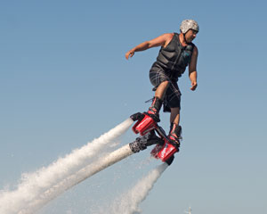 Flyboard or Hoverboard Experience - Rockingham, Perth SPECIAL OFFER DOUBLE YOUR FLIGHT TIME!