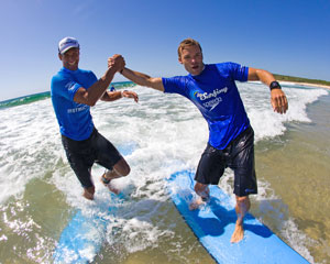 Learn to Surf in Byron Bay - 1.5hr Private Surfing Lesson