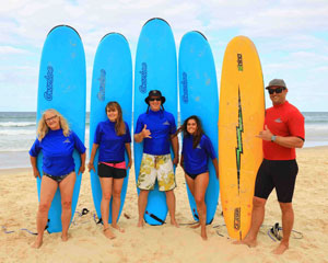 Full Day Surfing Lesson Package - Gold Coast PLUS 100% STAND UP GUARANTEE PLUS FREE PHOTO PACKAGE