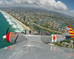 Gold Coast City Adventure Flight