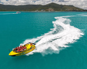 Jet Boat Ride Airlie Beach