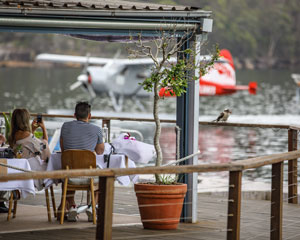 Sydney Seaplanes Fly & Dine - Scenic Flight With Lunch At Cottage Point Inn