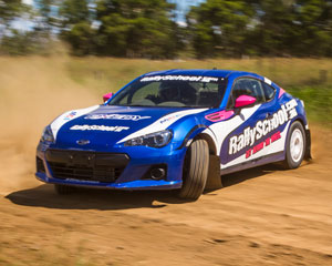 Rally Driving Hunter Valley - 3 Hot Laps