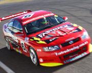 V8 Race Car Ride (FRONT SEAT!) - Sandown Raceway, Melbourne