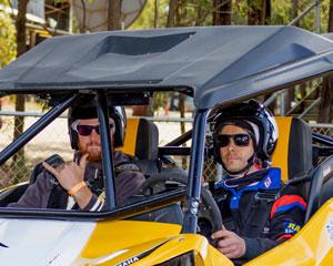 Yamaha YXZ Race Buggy, 8 Lap Drive and 1 Hot Lap - Ballarat