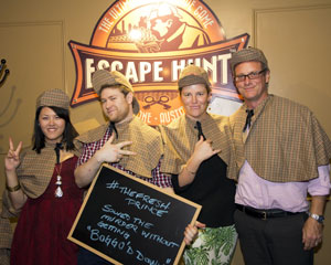 Escape Room Experience For Groups of 5 - Melbourne