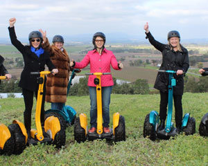 Segway Vineyard Tour, 60 minutes – Yarra Valley