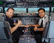 Boeing 737 Flight Simulator Northbridge, Perth - 60 Minute City Flyer