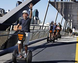 Segway Joy Ride, 75 Minutes - Brisbane