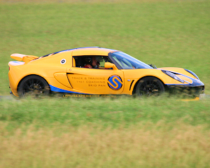 Lotus Exige 5 Lap Drive - Baskerville Raceway, Hobart