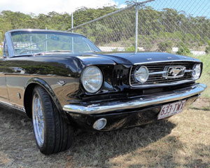 Classic Car Hire, Ford Mustang GT350 For A Day - Gold Coast