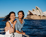 Hop On Hop Off Sydney Harbour Explorer Cruise