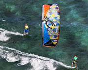 Kite Boarding, 2 Hour Introductory Lesson - Sunshine Coast