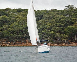 Learn To Sail A Yacht - Sydney Harbour
