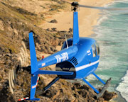 Helicopter, Learn to Fly an R44, 30 min - Perth