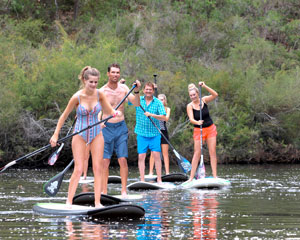 Stand Up Paddleboard Adventure & Winery Tour - Margaret River