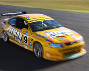V8 Race Car 8 Lap Drive - Barbagallo, Perth