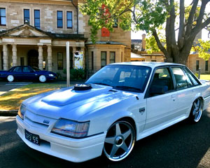 Muscle Cars, Classic Commodore Joy Ride, 1hr - Sydney