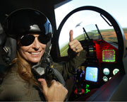 F/A-18 Jet Fighter Simulator, 60 Minutes WEEKDAY - Brisbane