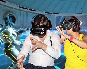 Virtual Reality Escape Room Experience For 2 - Sydney MON-THURS SPECIAL OFFER